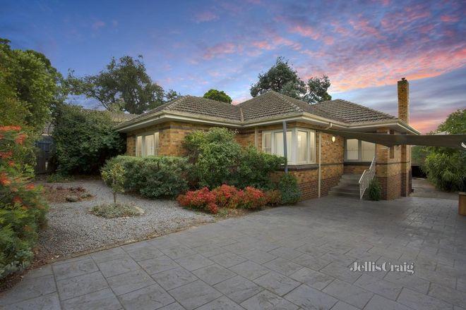 Picture of 14 Bellevue Avenue, ROSANNA VIC 3084