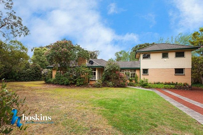 Picture of 609 - 611 Park Road, PARK ORCHARDS VIC 3114