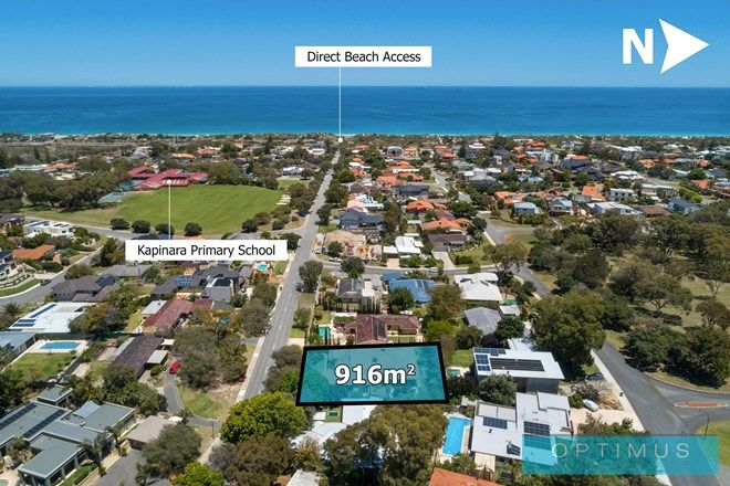 Picture of 24 Oban Road, CITY BEACH WA 6015