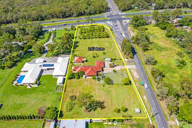 Picture of 1710 Old Cleveland Road, CHANDLER QLD 4155