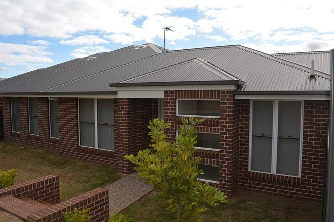 Picture of 1/41 Highgrove Drive, HIGHFIELDS QLD 4352