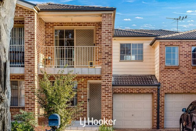 Picture of 3/85 Warrimoo Drive, QUAKERS HILL NSW 2763