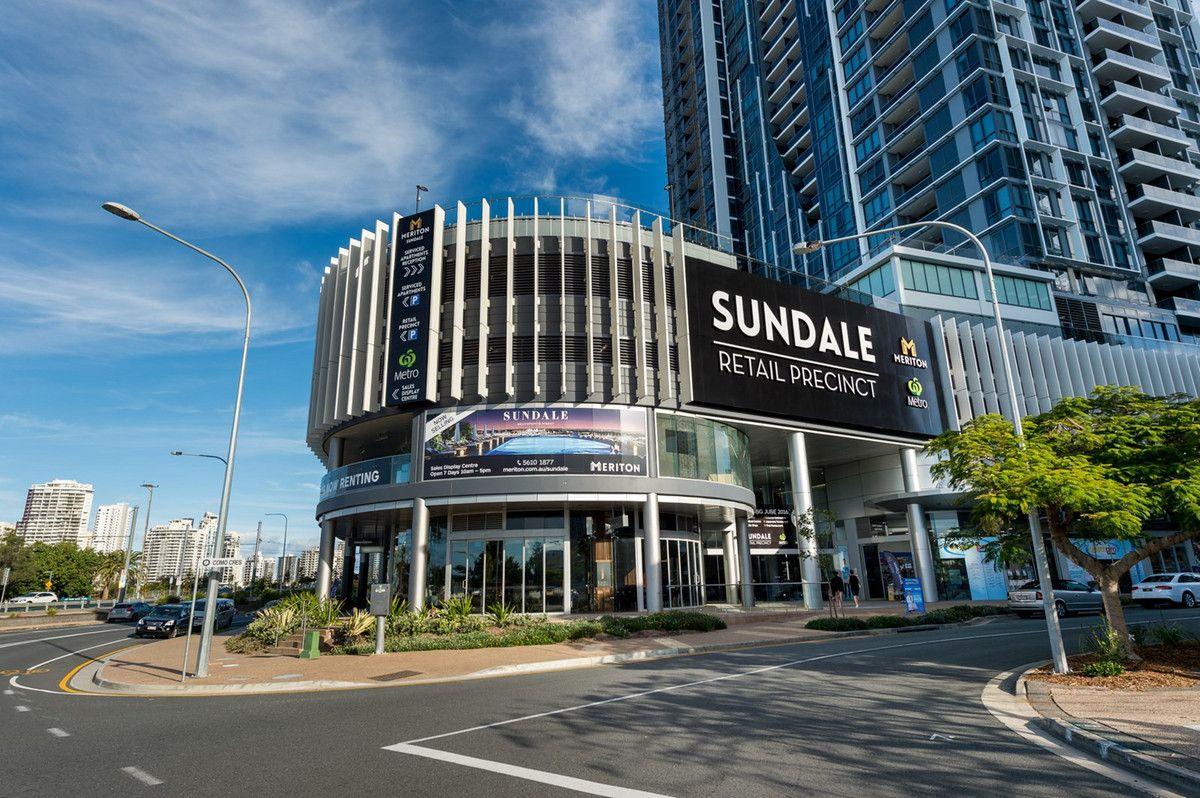 2812/2 Como Crescent, Southport QLD 4215, Image 1