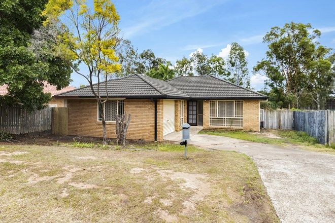 Picture of 4 Jenkins Court, GOODNA QLD 4300