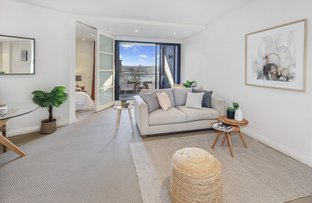 Picture of D804/24-26 Point Street, Pyrmont NSW 2009
