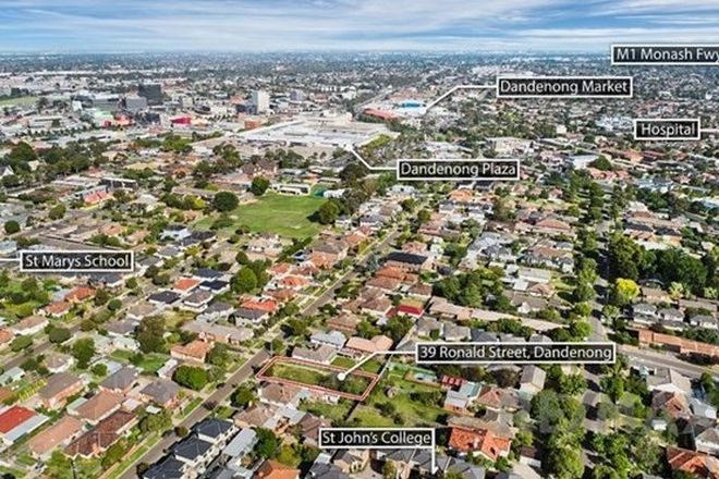 Picture of 39 Ronald Street, DANDENONG VIC 3175