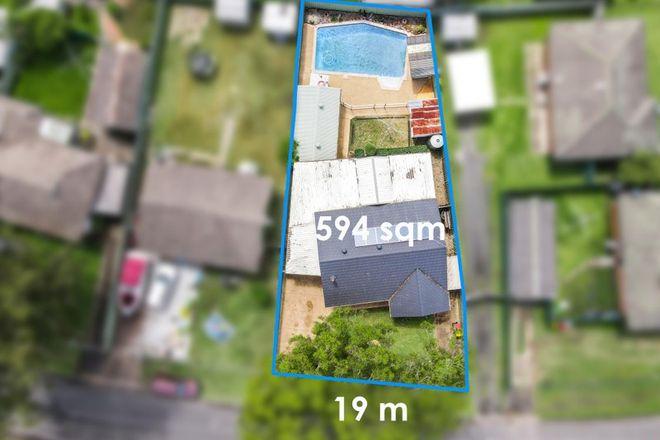 Picture of 35 Marquesa Crescent, LETHBRIDGE PARK NSW 2770