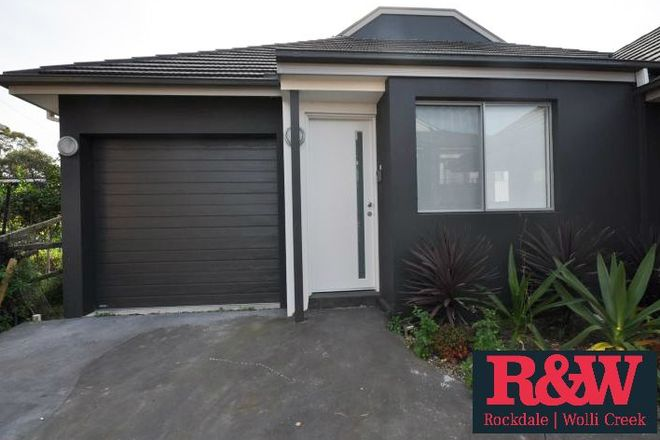 Picture of V2/19 Oswell Street, ROCKDALE NSW 2216