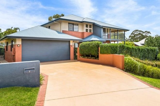 Picture of 7 Huntingdale Court, MOUNT LOFTY QLD 4350