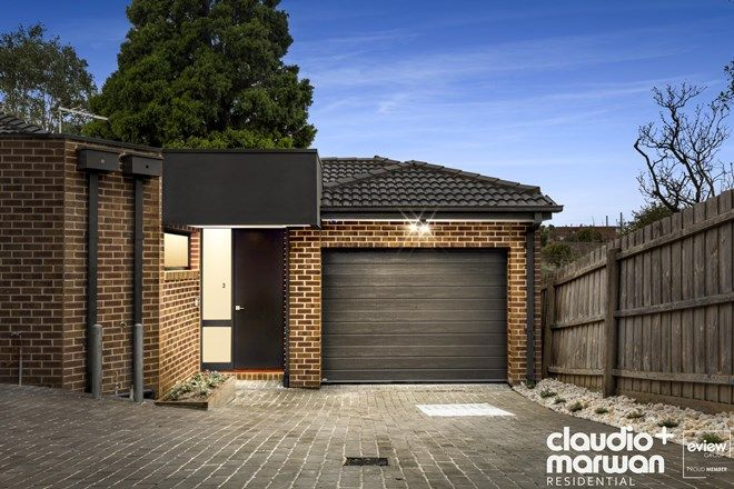 Picture of 3/50 Xavier Street, OAK PARK VIC 3046
