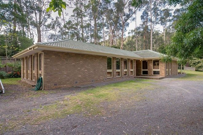 Picture of 3 Old Menzies Creek Road, MENZIES CREEK VIC 3159