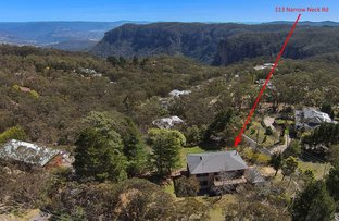 Picture of 113 Narrow Neck Rd, Katoomba NSW 2780