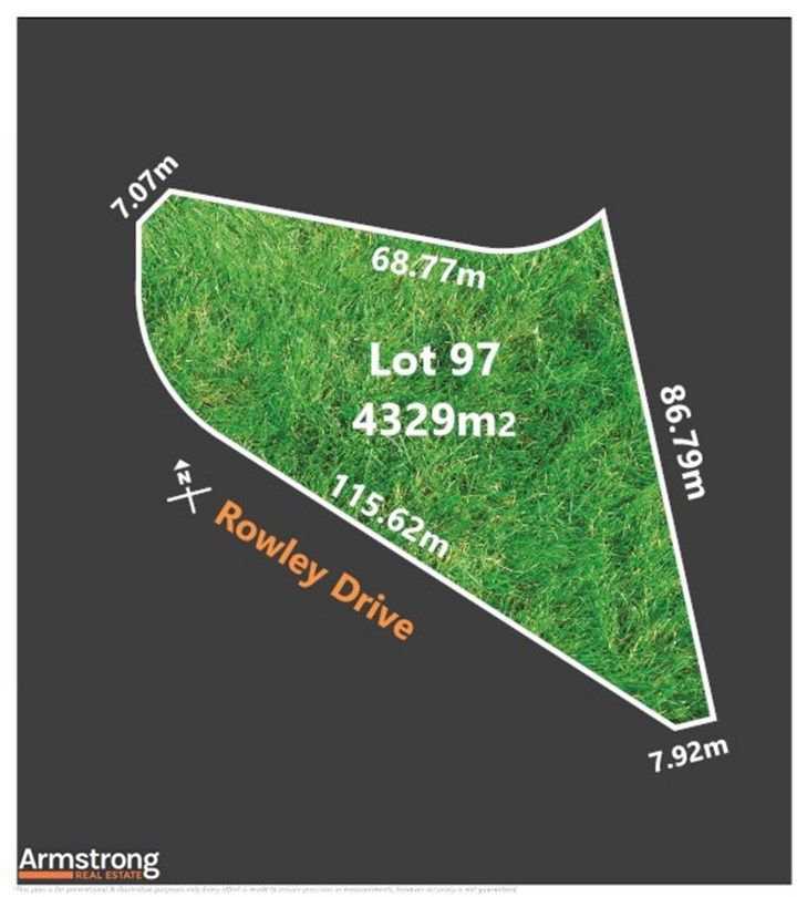 Lot 97 Rowley Drive, Winchelsea VIC 3241, Image 0