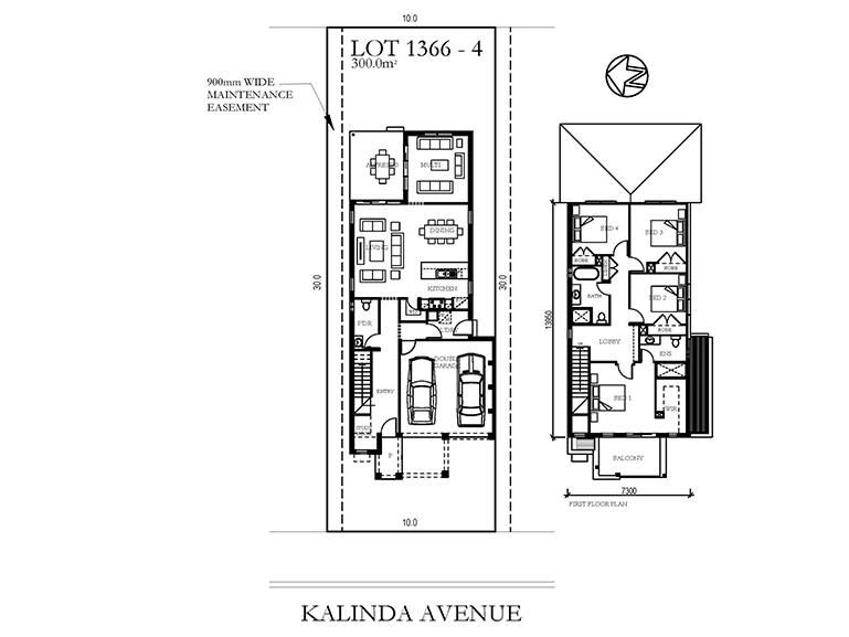Lot 4 Kalinda Avenue, Box Hill NSW 2765, Image 1
