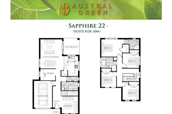 Picture of (Lot1105) Kelly Street, AUSTRAL NSW 2179