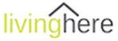 Logo for Living Here Launceston