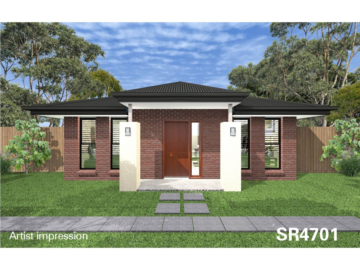 Lot 11 Dalmeny Street, Wilsonton QLD 4350, Image 0