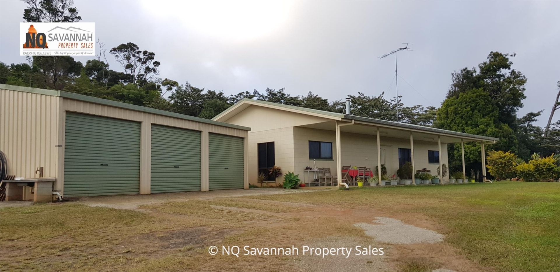 71 Bellview Drive West, Ravenshoe QLD 4888, Image 1