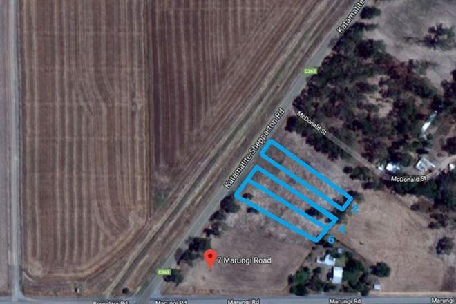 Picture of 2,4,5/8490 Katamatite - Shepparton Road, MARUNGI VIC 3634