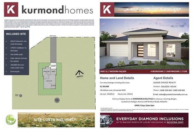 Picture of 18 KALDOW LANE, NORTH RICHMOND NSW 2754
