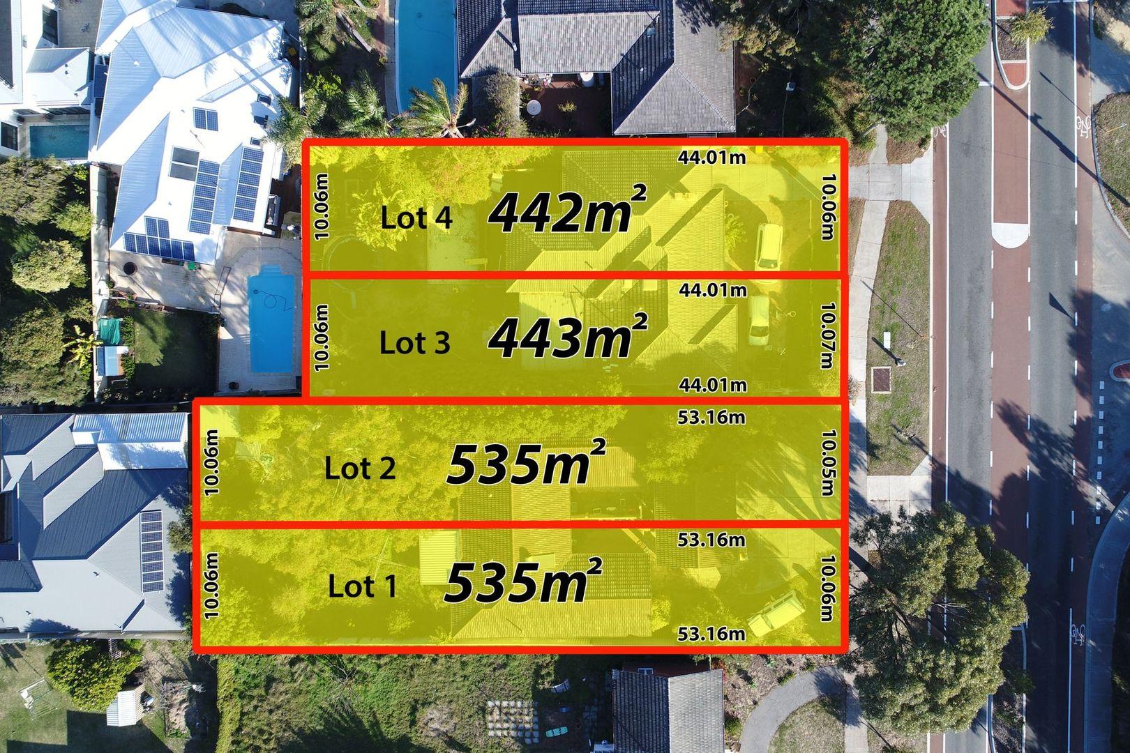 Lot 32/56 Beach Road (Proposed), Watermans Bay WA 6020, Image 0