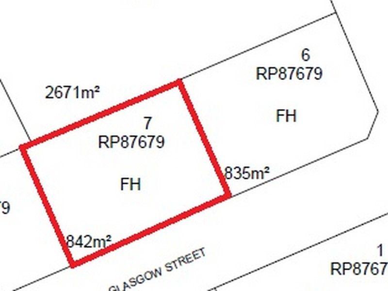 Lot 7 Glasgow Street, Mitchell QLD 4465, Image 1