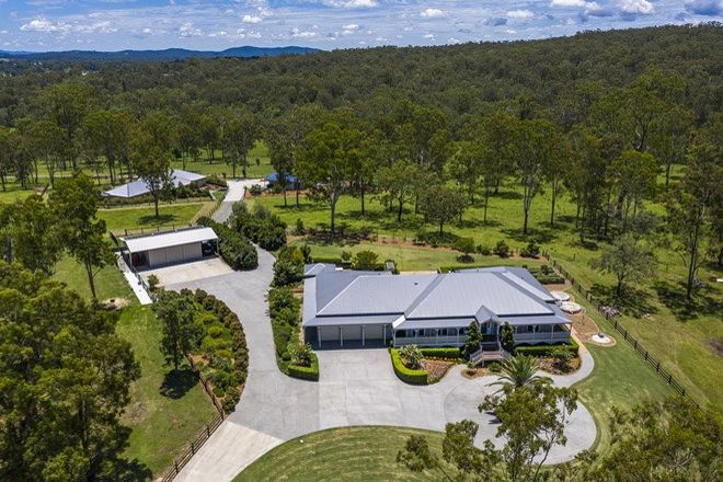 Picture of 500 - 580 Mundoolun Connection Road, BOYLAND QLD 4275