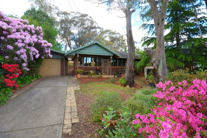 Picture of 21 Hillier Avenue, BLACKHEATH NSW 2785