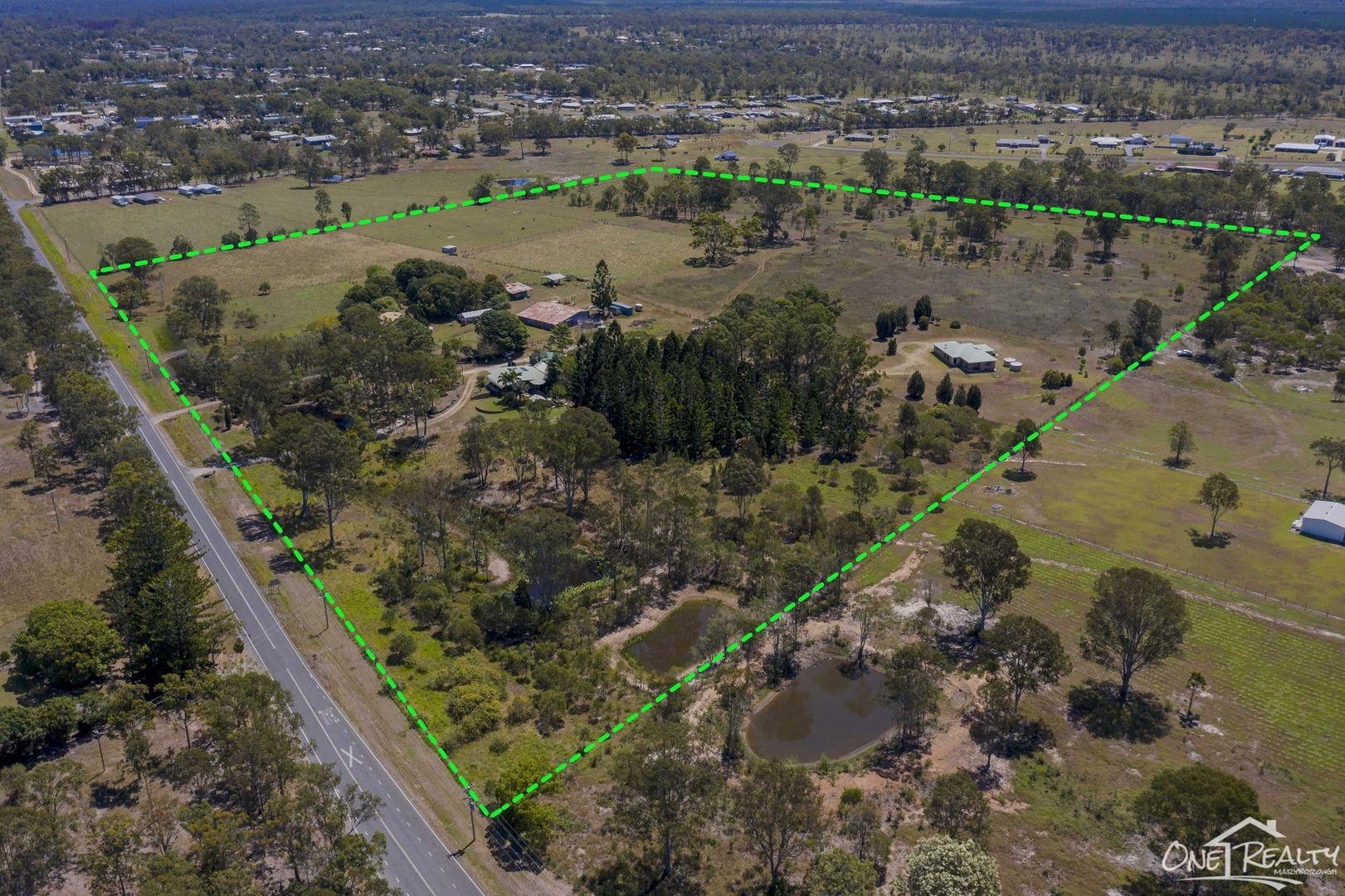 766-770 Maryborough Biggenden Rd, Oakhurst QLD 4650, Image 0
