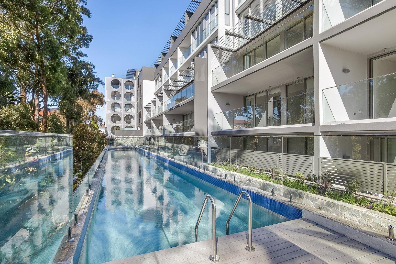 2 bedrooms Apartment / Unit / Flat in 619/84-108 Anzac Parade KENSINGTON NSW, 2033