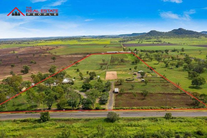 Picture of 1242 Toowoomba Cecil Plains Road, WELLCAMP QLD 4350
