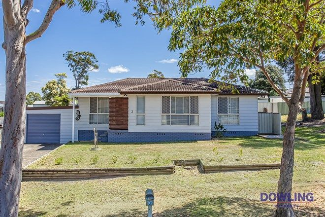 Picture of 3 BRUSH BOX AVENUE, MEDOWIE NSW 2318