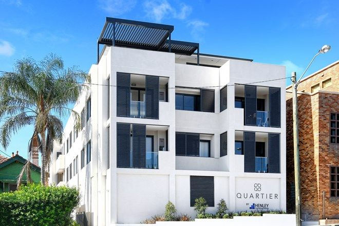 Picture of 103/9 Wrights Road, DRUMMOYNE NSW 2047