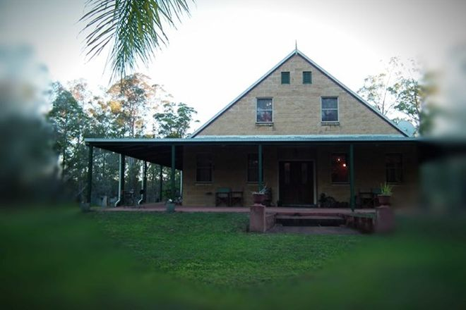 Picture of 498 Glenbar Rd, WOOCOO QLD 4620