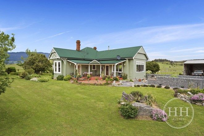 Picture of 'Limestone Valley'/14 Liena Road, MOLE CREEK TAS 7304