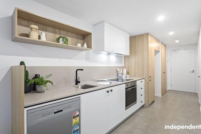 Picture of 429/1 Elouera Street, BRADDON ACT 2612