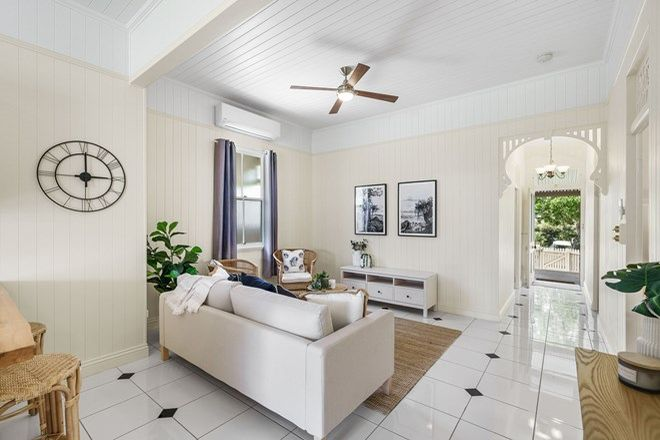 Picture of 125 Prospect Street, WYNNUM QLD 4178
