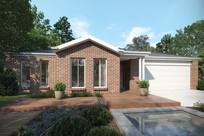 Picture of Lot 152 Waratah Road, HUNTLY VIC 3551