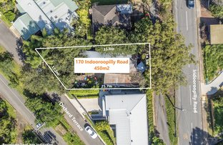 Picture of 170 Indooroopilly Road, St Lucia QLD 4067