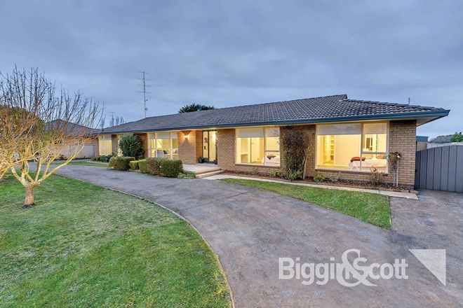 Picture of 232 Bungaree-Wallace Road, BUNGAREE VIC 3352