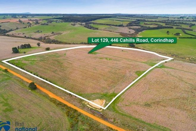 Picture of Lot 129/446 Cahills Road, CORINDHAP VIC 3352