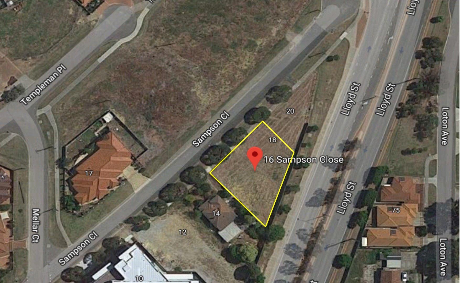 16 Sampson Close, Midland WA 6056, Image 1