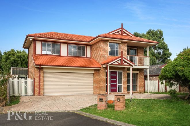 Picture of 6 Rupertswood Rise, NARRE WARREN SOUTH VIC 3805
