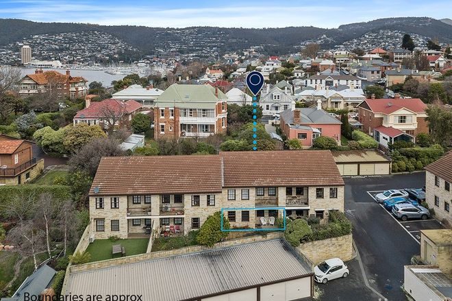 Picture of 2/4a Colville Street, BATTERY POINT TAS 7004