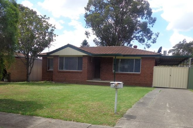 Picture of 24 Comberford Close, PRAIRIEWOOD NSW 2176