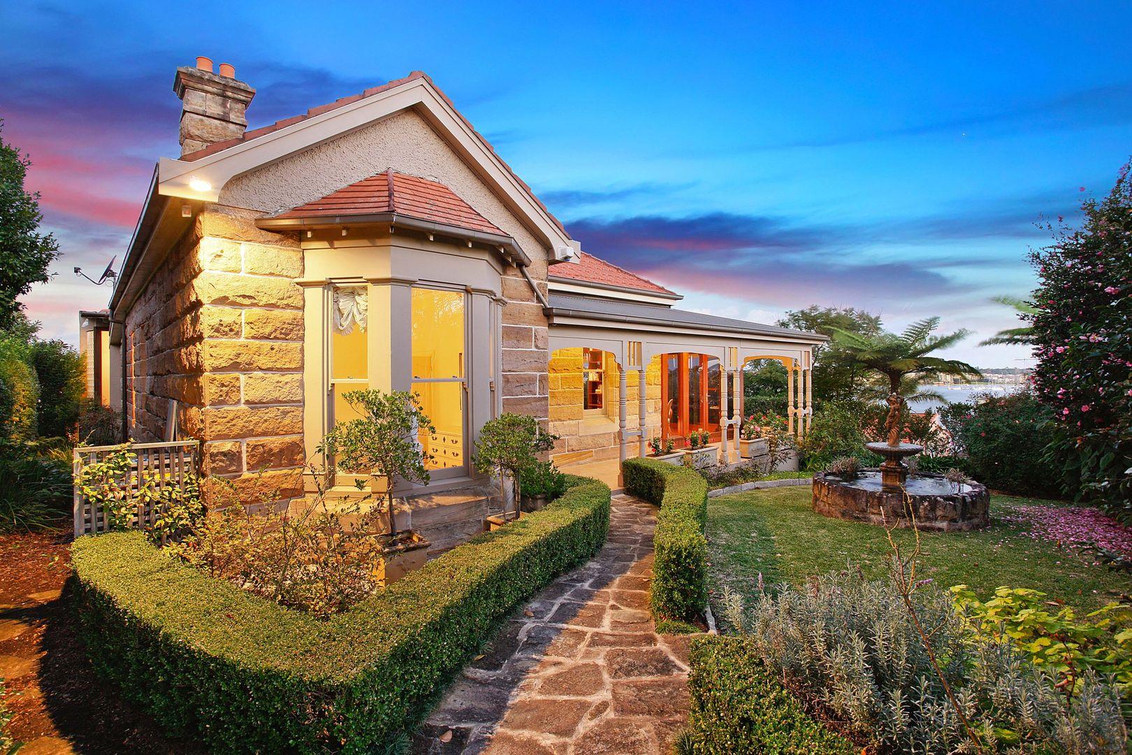 1 Gladstone Avenue, Hunters Hill NSW 2110