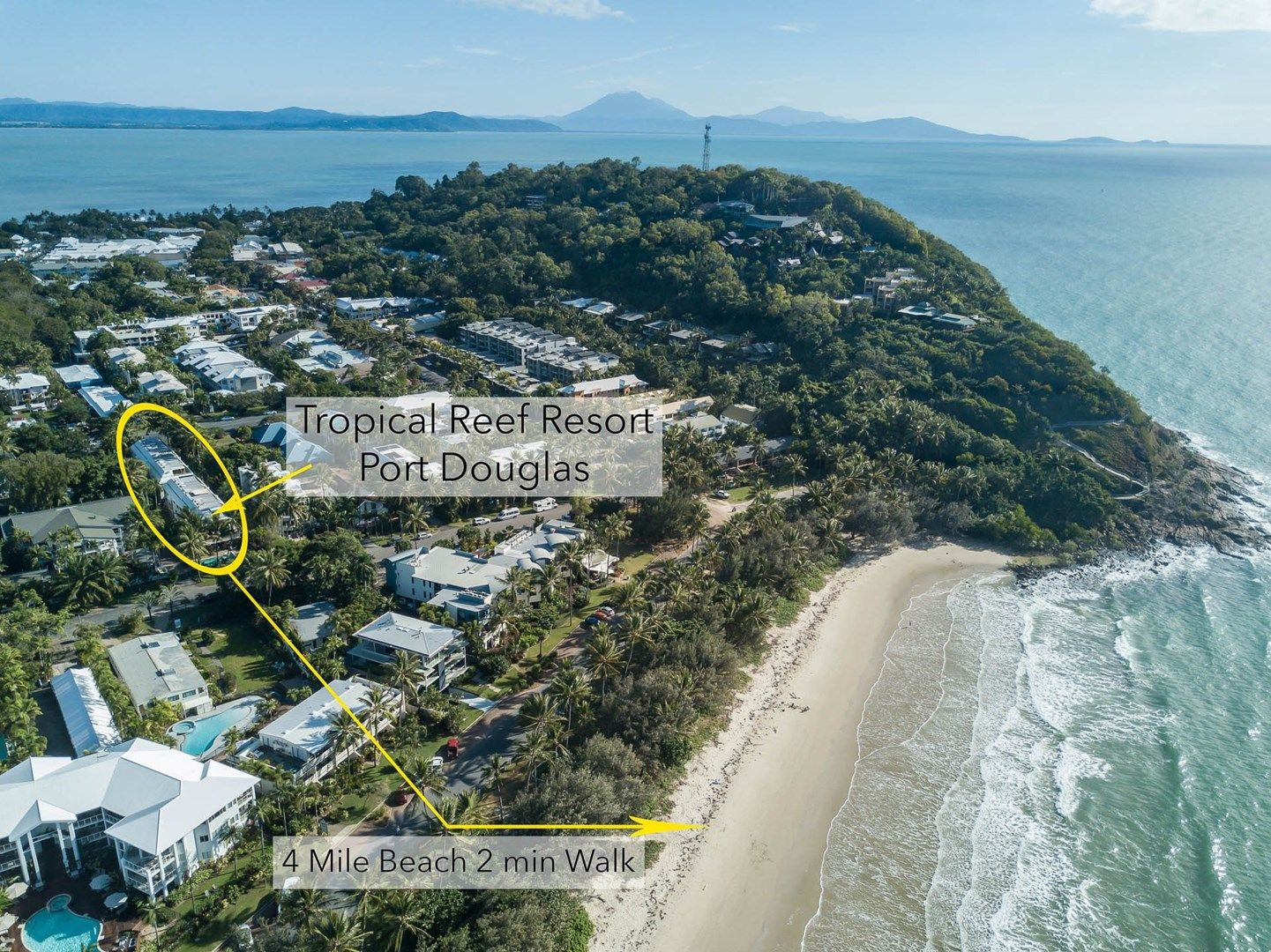 17 Tropical Reef/10 Davidson Street, Port Douglas QLD 4877, Image 2