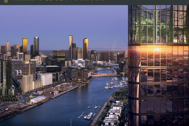 Picture of 25.07/103 South Wharf Drive, DOCKLANDS VIC 3008