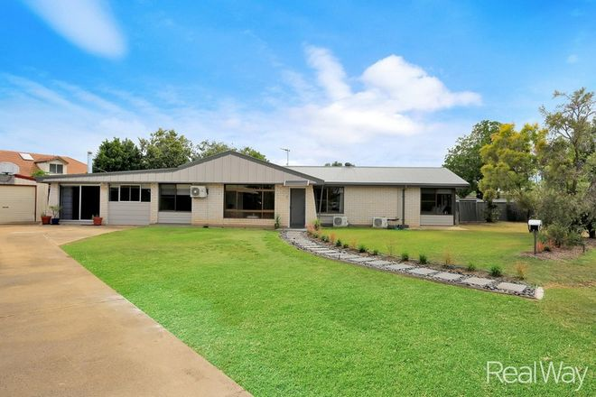 Picture of 3 Jensen Street, AVENELL HEIGHTS QLD 4670