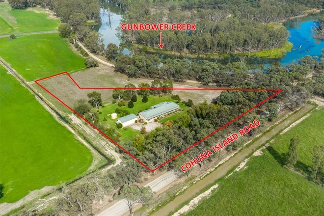 Picture of 916 Cohuna Island Road, COHUNA VIC 3568